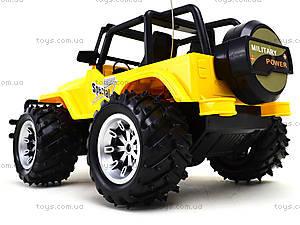 Джип на радиоуправлении Super Jeep, FC16B-3, детские игрушки
