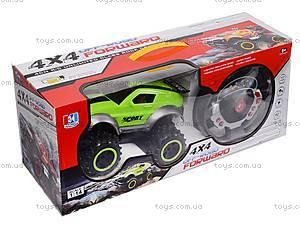 Джип на радиоуправлении с эффектами, 689-514515, детские игрушки