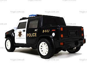 Радиоуправляемый джип «Полиция», 7M-916920, купить