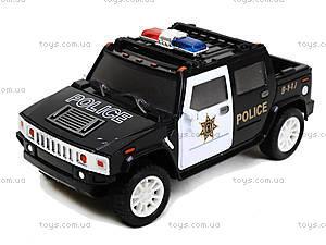 Радиоуправляемый джип «Полиция», 7M-916920, фото
