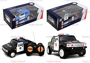 Радиоуправляемый джип «Полиция», 7M-916920