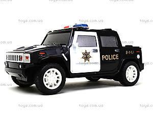 Радиоуправляемый джип «Полиция», 7M-916920, цена