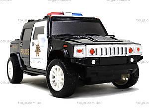 Радиоуправляемый джип «Полиция», 7M-916920, игрушки