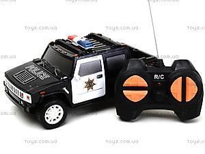 Радиоуправляемый джип «Полиция», 7M-916920, детские игрушки