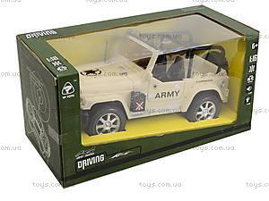 Джип на радиоуправлении Army, 6137-3, фото