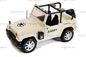 Джип на радиоуправлении Army, 6137-3, цена