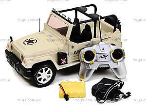 Джип на радиоуправлении Army, 6137-3, игрушки