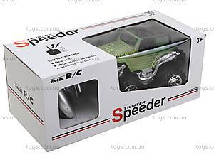 Джип на радиоуправлении Speeder, 8015, магазин игрушек