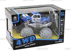 Машина на радиоуправлении «Джип 4WD», 6139H, цена