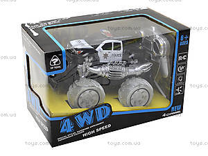 Машина на радиоуправлении «Джип 4WD», 6139H