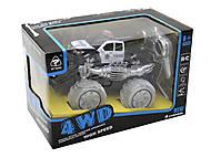 Машина на радиоуправлении «Джип 4WD», 6139H, отзывы