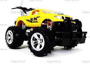 Машина на радиоуправлении с рулем «Джип», 689-506, игрушки