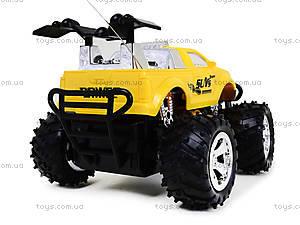 Машина на радиоуправлении с рулем «Джип», 689-506, магазин игрушек