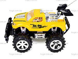 Машина на радиоуправлении с рулем «Джип», 689-506, toys.com.ua