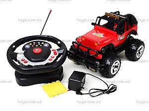 Джип на радиоуправлении Big Wheels, 689-510, цена
