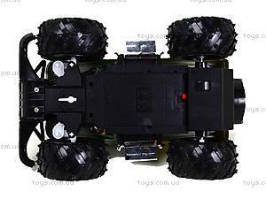 Радиоуправляемая машина с рулем «Джип», 689-511, отзывы