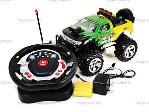 Радиоуправляемая машина с рулем «Джип», 689-511, цена