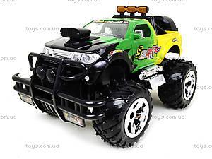 Радиоуправляемая машина с рулем «Джип», 689-511, игрушки