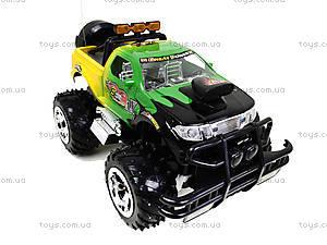 Радиоуправляемая машина с рулем «Джип», 689-511, магазин игрушек