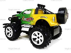 Радиоуправляемая машина с рулем «Джип», 689-511, toys.com.ua