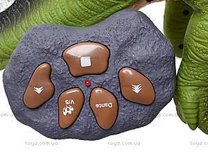Игровая фигурка динозавра на радиоуправлении, F151, купить