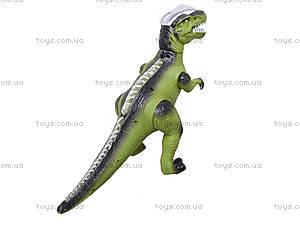Игровая фигурка динозавра на радиоуправлении, F151, фото