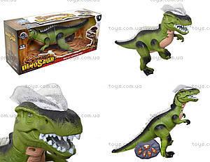 Игровая фигурка динозавра на радиоуправлении, F151