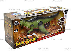 Игровая фигурка динозавра на радиоуправлении, F151, отзывы