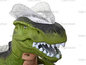 Игровая фигурка динозавра на радиоуправлении, F151, игрушки