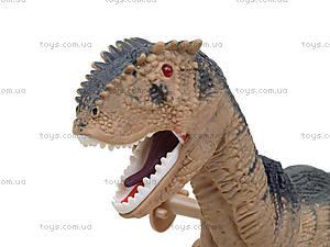 Радиоуправляемая игрушка «Динозавр Рекс», RS6121, фото