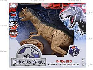 Радиоуправляемая игрушка «Динозавр Рекс», RS6121, отзывы