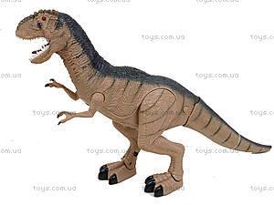 Радиоуправляемая игрушка «Динозавр Рекс», RS6121, игрушки