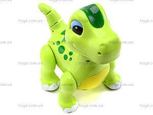 Интерактивный динозавр «Мой друг», 2056A, фото