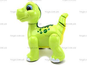 Интерактивный динозавр «Мой друг», 2056A, отзывы