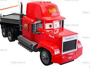 Игровой радиоуправляемый грузовик «Тачки», XZ-112C, фото