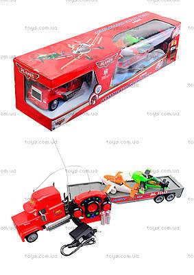 Игровой радиоуправляемый грузовик «Тачки», XZ-112C
