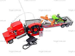 Игровой радиоуправляемый грузовик «Тачки», XZ-112C, игрушки