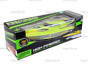 Радиоуправляемый катер Speed Boat, 26-35, игрушки