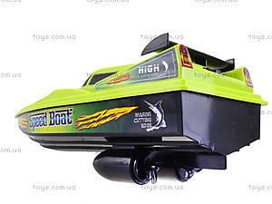 Радиоуправляемый катер Speed Boat, 26-35, детские игрушки