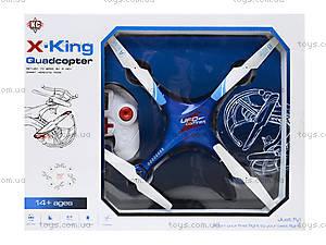 Квадрокоптер на радиоуправлении «Воздушный акробат», KC-X7, детские игрушки