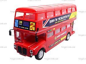 Радиоуправляемая игрушка «Лондонский автобус», R556, купить