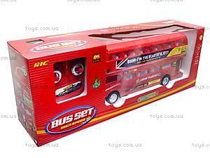 Радиоуправляемая игрушка «Лондонский автобус», R556, отзывы