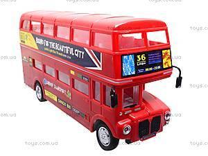 Радиоуправляемая игрушка «Лондонский автобус», R556, цена