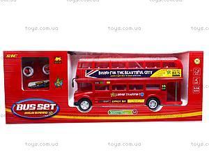Радиоуправляемая игрушка «Лондонский автобус», R556, игрушки
