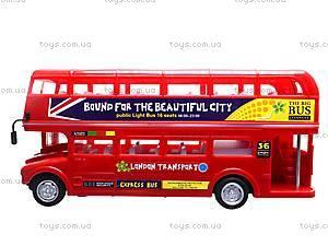 Радиоуправляемая игрушка «Лондонский автобус», R556, детские игрушки