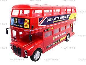 Радиоуправляемая игрушка «Лондонский автобус», R556, магазин игрушек