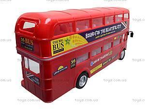 Радиоуправляемая игрушка «Лондонский автобус», R556, toys