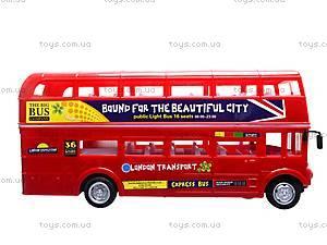 Радиоуправляемая игрушка «Лондонский автобус», R556, іграшки