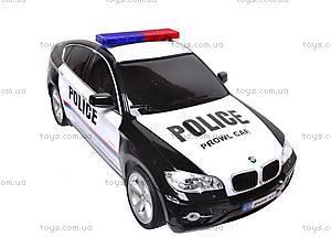 Р/У Машина BMW X6 «Полиция», 866-1401PB, купить
