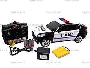 Р/У Машина BMW X6 «Полиция», 866-1401PB, отзывы